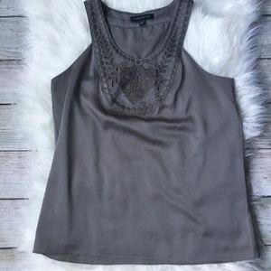 Sleeveless Blouse Banana Republic